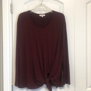 Women's Umgee Top.  Like new only worn few times.